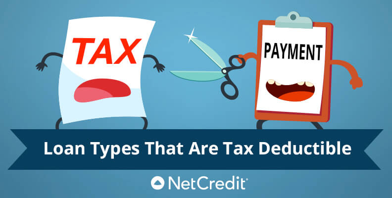 Are Your Loan Payments Tax Deductible?