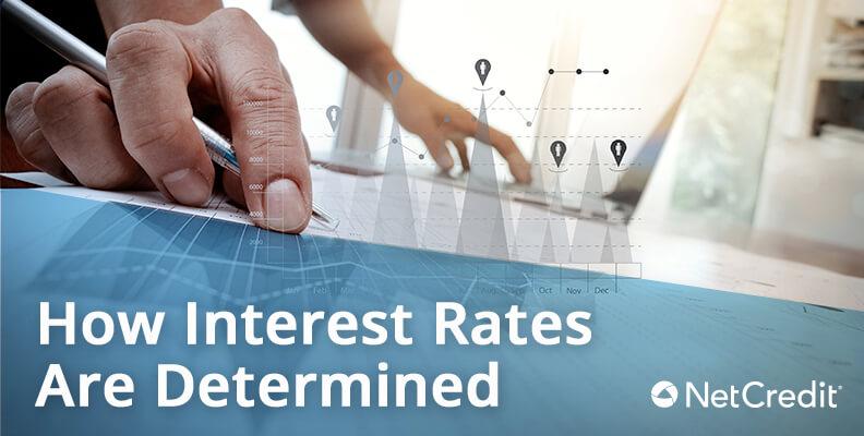 interest rates header