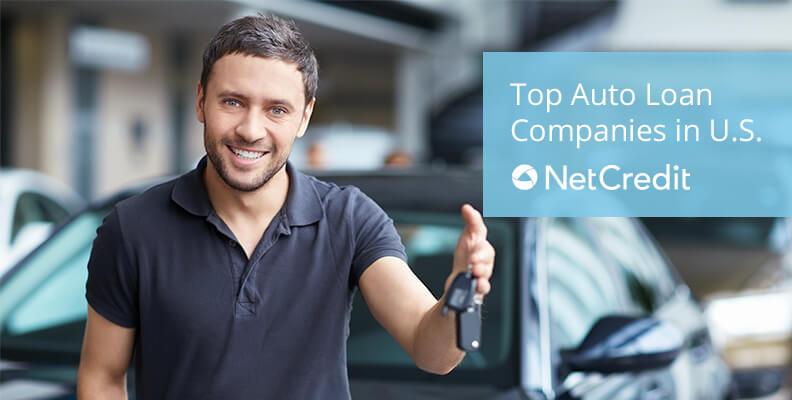Top Auto Loan Companies in U.S.