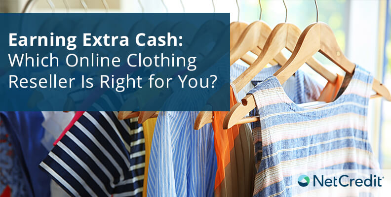 Earning Extra Cash: Which Online Clothing Reseller is Right for You?
