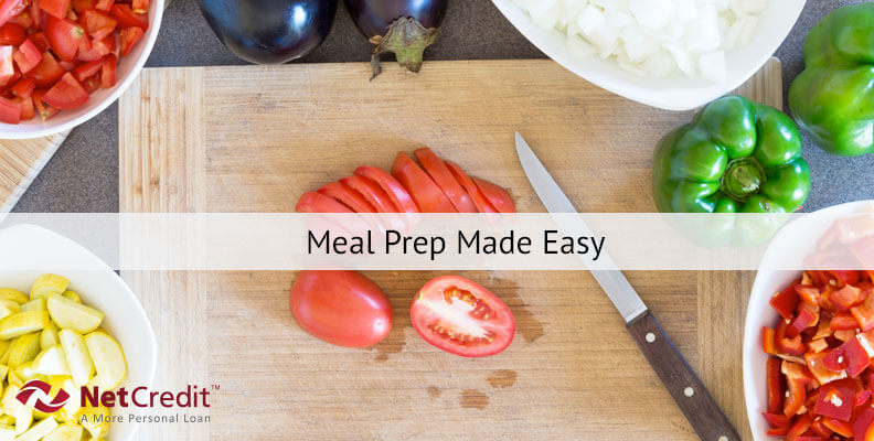 Save Money and Stay Healthy With Weekly Meal Prep