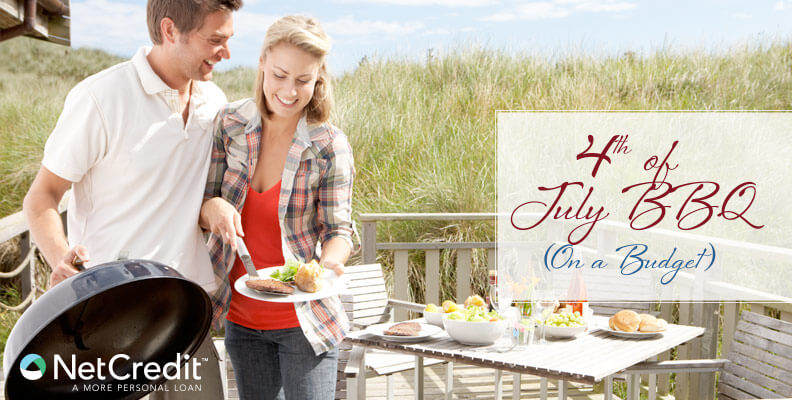 Fourth of July BBQ On a Budget