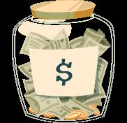 Tax Refund: Start an emergency fund.