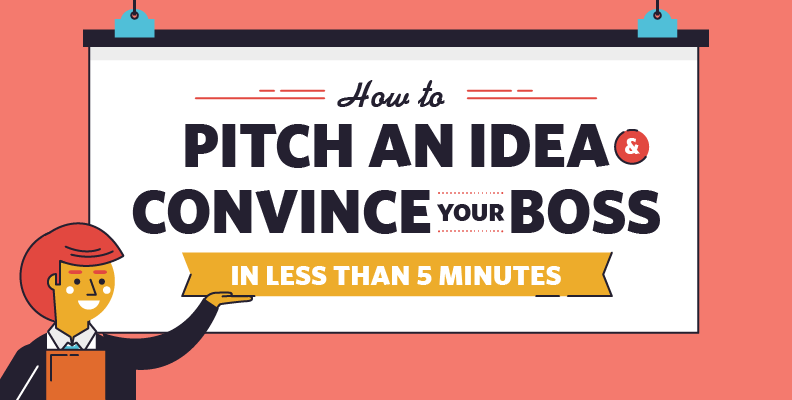 How to Pitch a New Idea to Your Boss