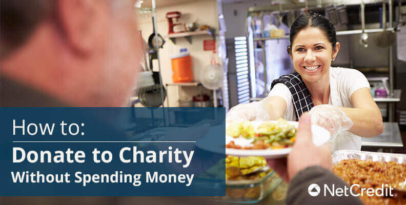 5 Ways To Be Charitable Without Spending Money