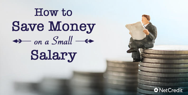 Save More on a Small Salary