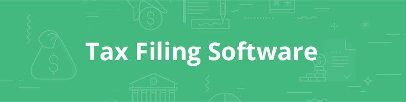 Tax Filing Software
