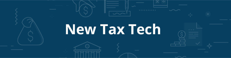New Tax Tech