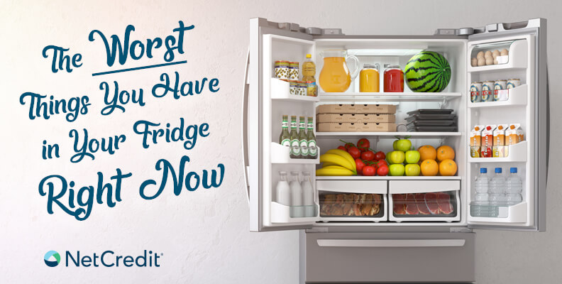 The Worst Things You Have in Your Fridge Right Now