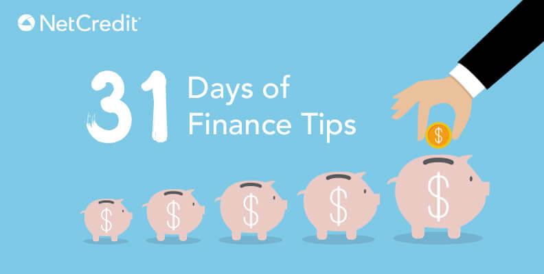 31-Day Budget Challenge