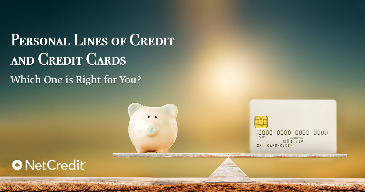 What's the Difference Between a Personal Line of Credit and Credit Card?