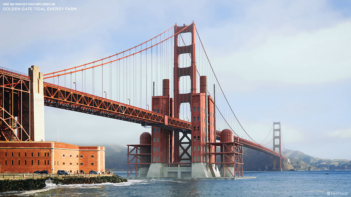 What San Francisco Could Have Looked Like Pedestrian View