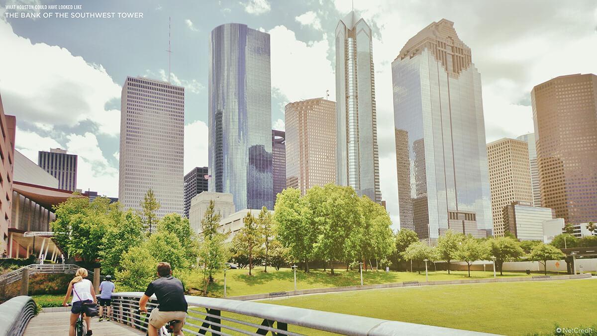 Unbuilt America Houston Pedestrian View 2
