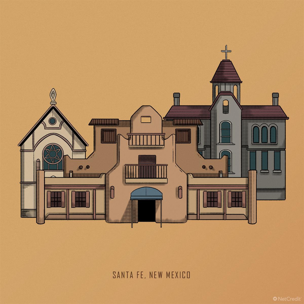 Sante Fe New Mexico