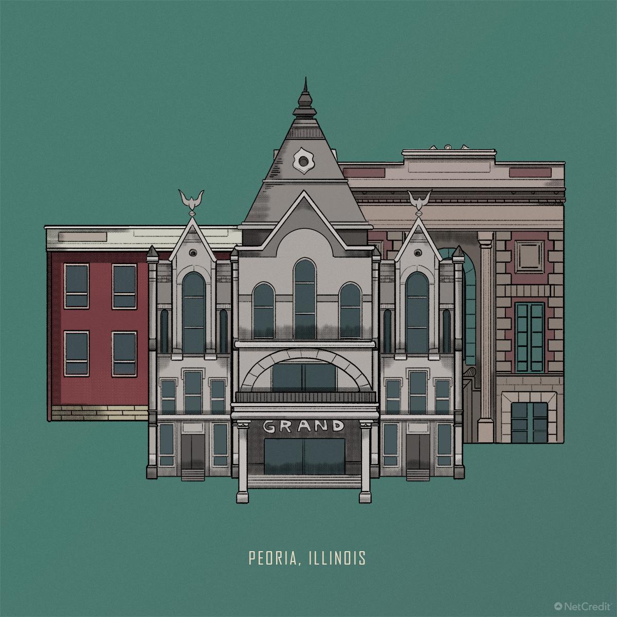 Peoria, Illinois