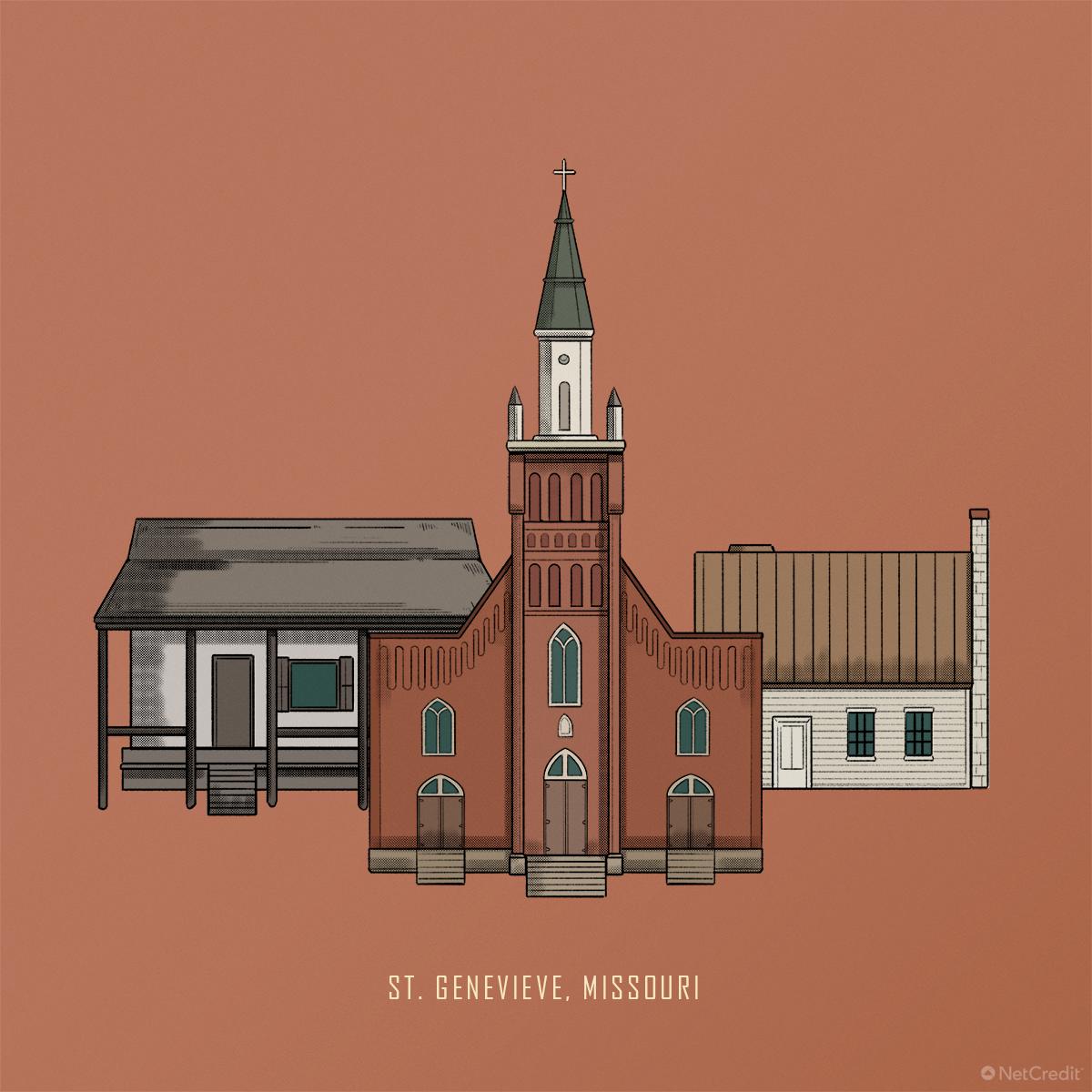 St. Genevieve, Missouri