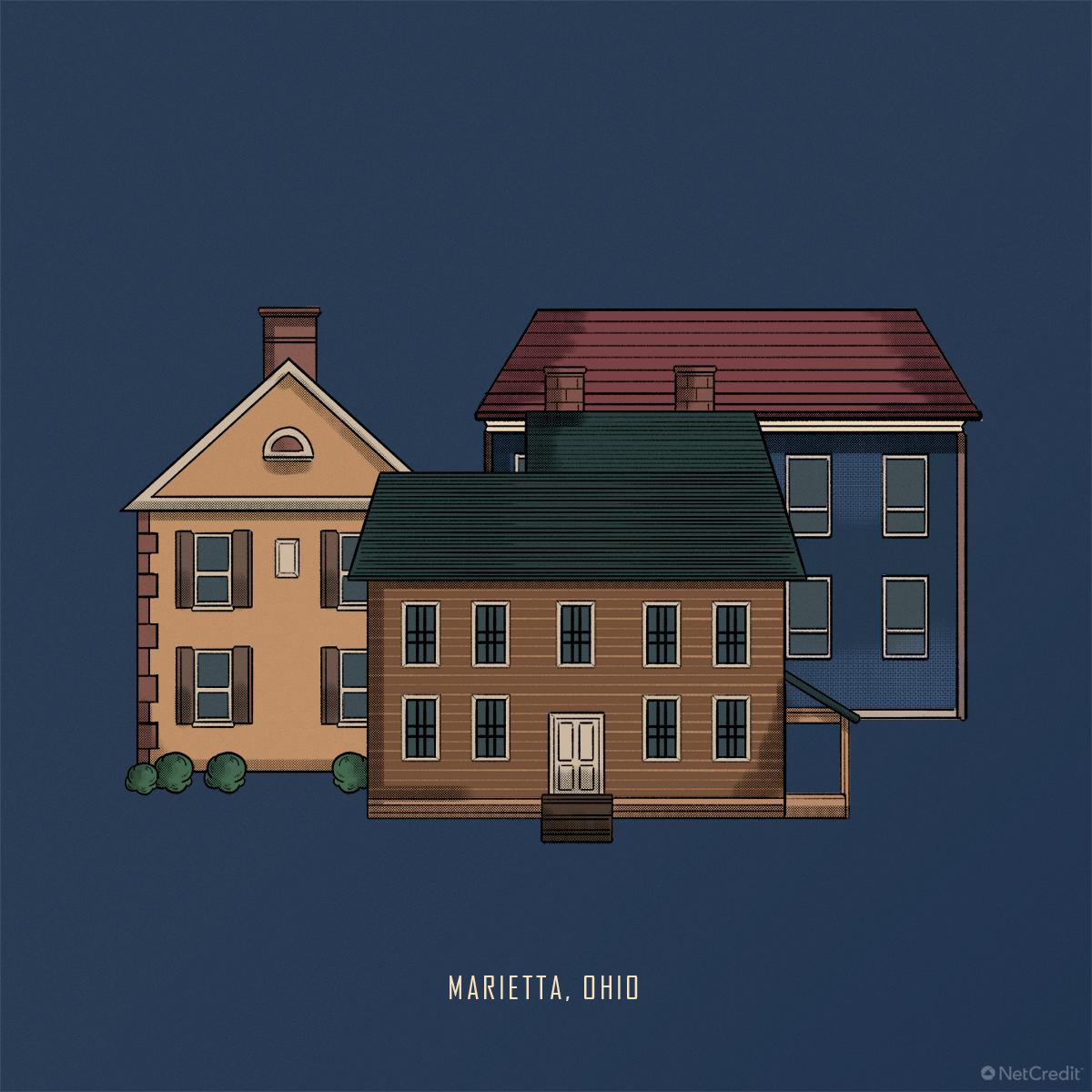 Marietta, Ohio
