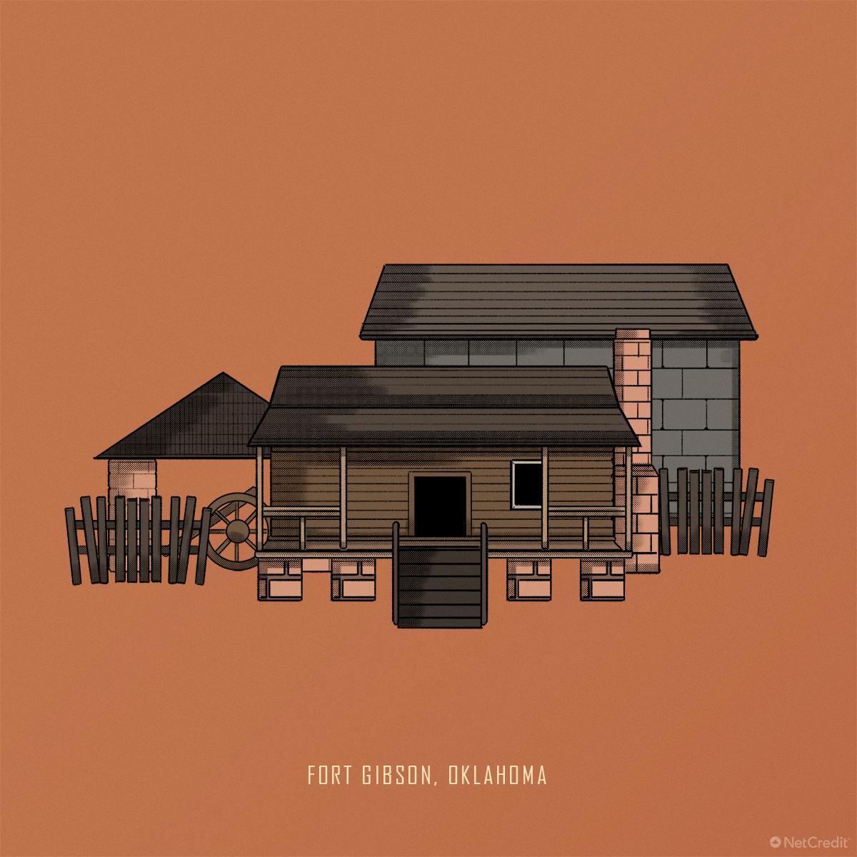 Fort Gibson, Oklahoma
