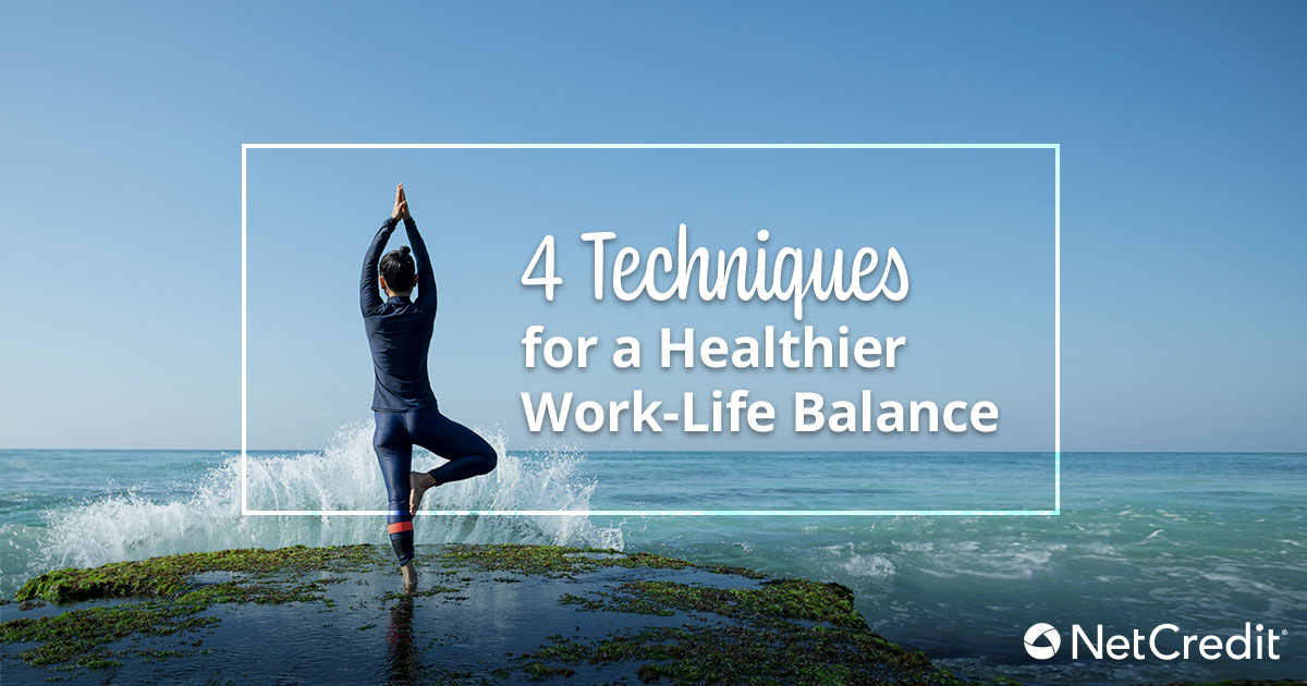 How to De-Stress and Find a Better Work-Life Balance