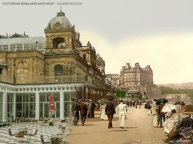 Then and Now Scarborough