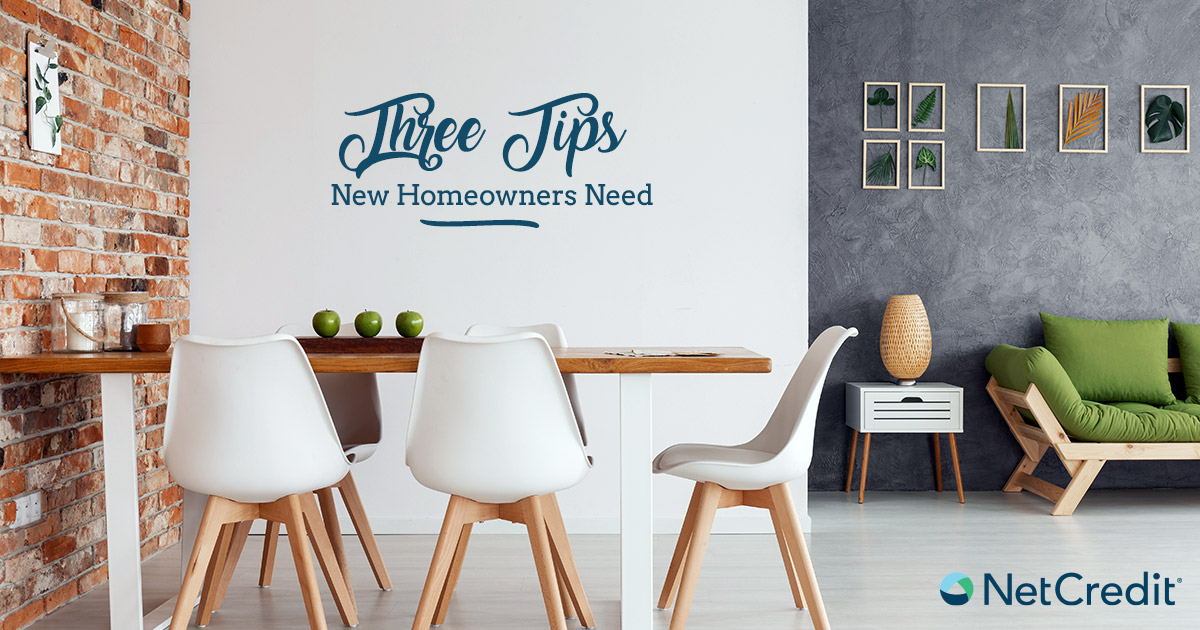 New Homeowner, Old Home: What You Need to Know
