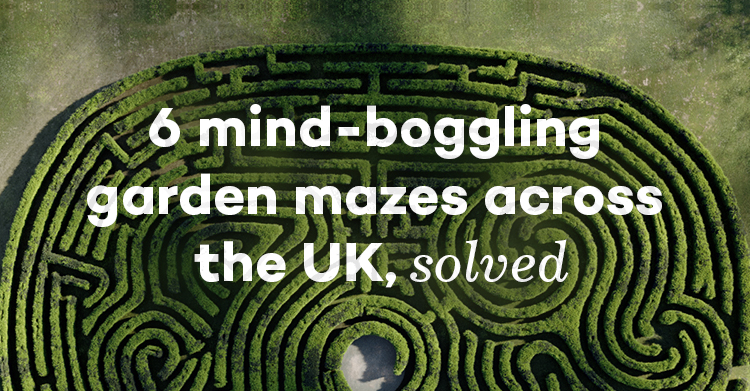 6 Mind Boggling Mazes Across the UK