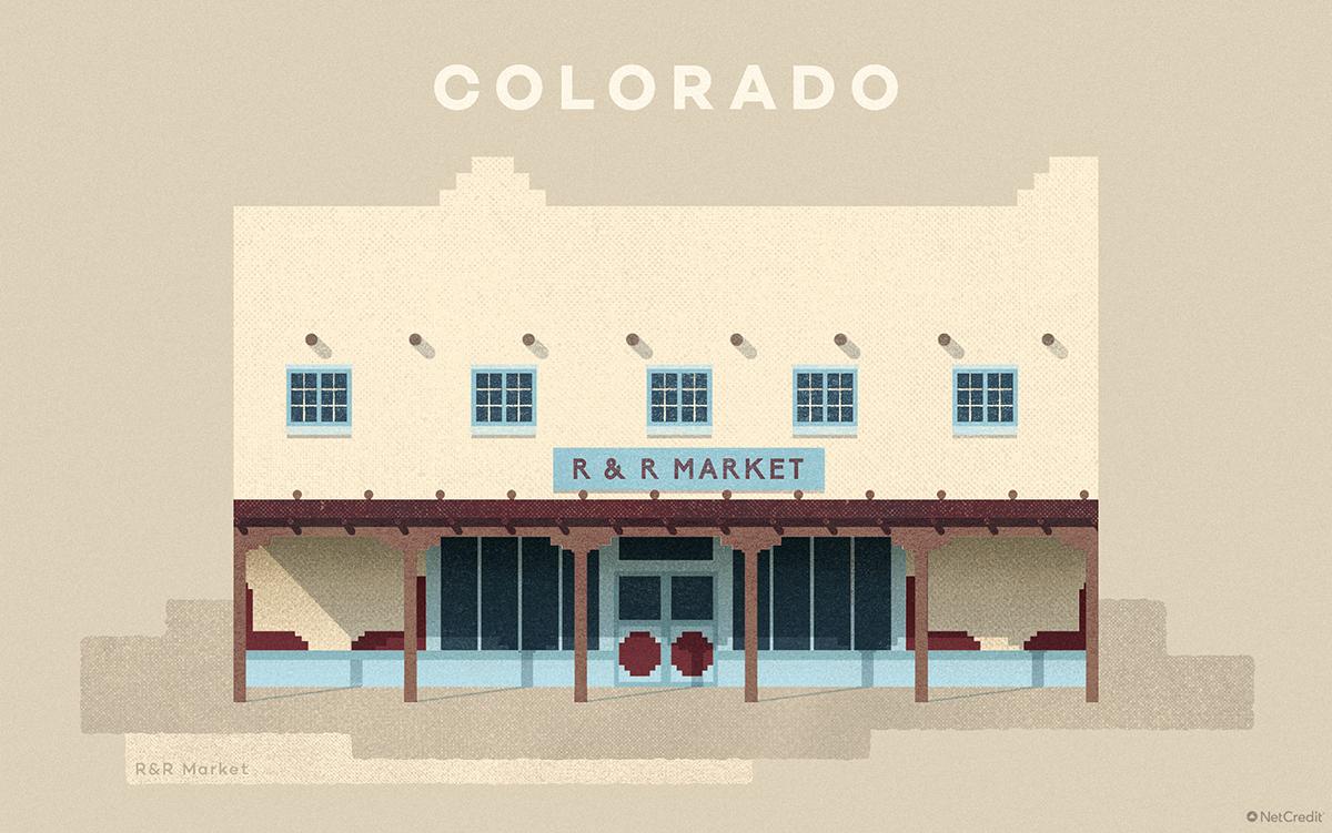 Colorado R&R Market