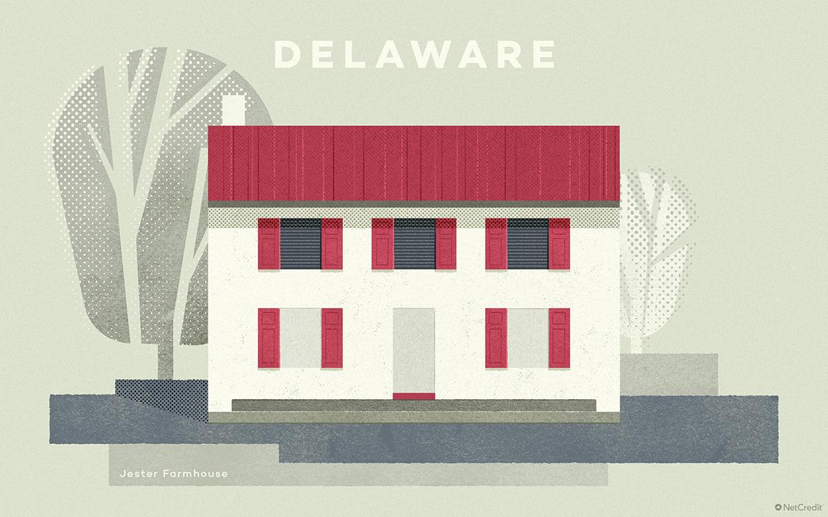 Delaware Jester Farmhouse