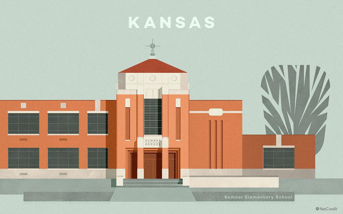 Kansas Summer Elementary School