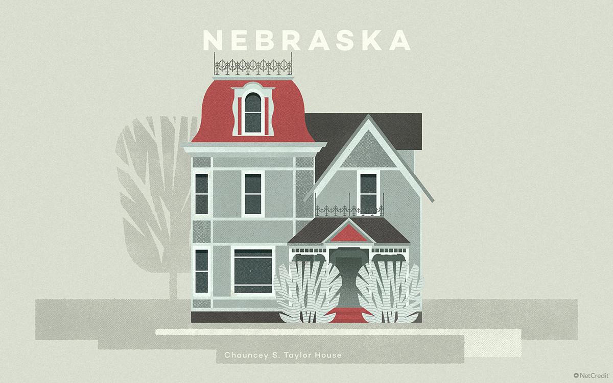 Nebraska Chauncey S. Taylor House
