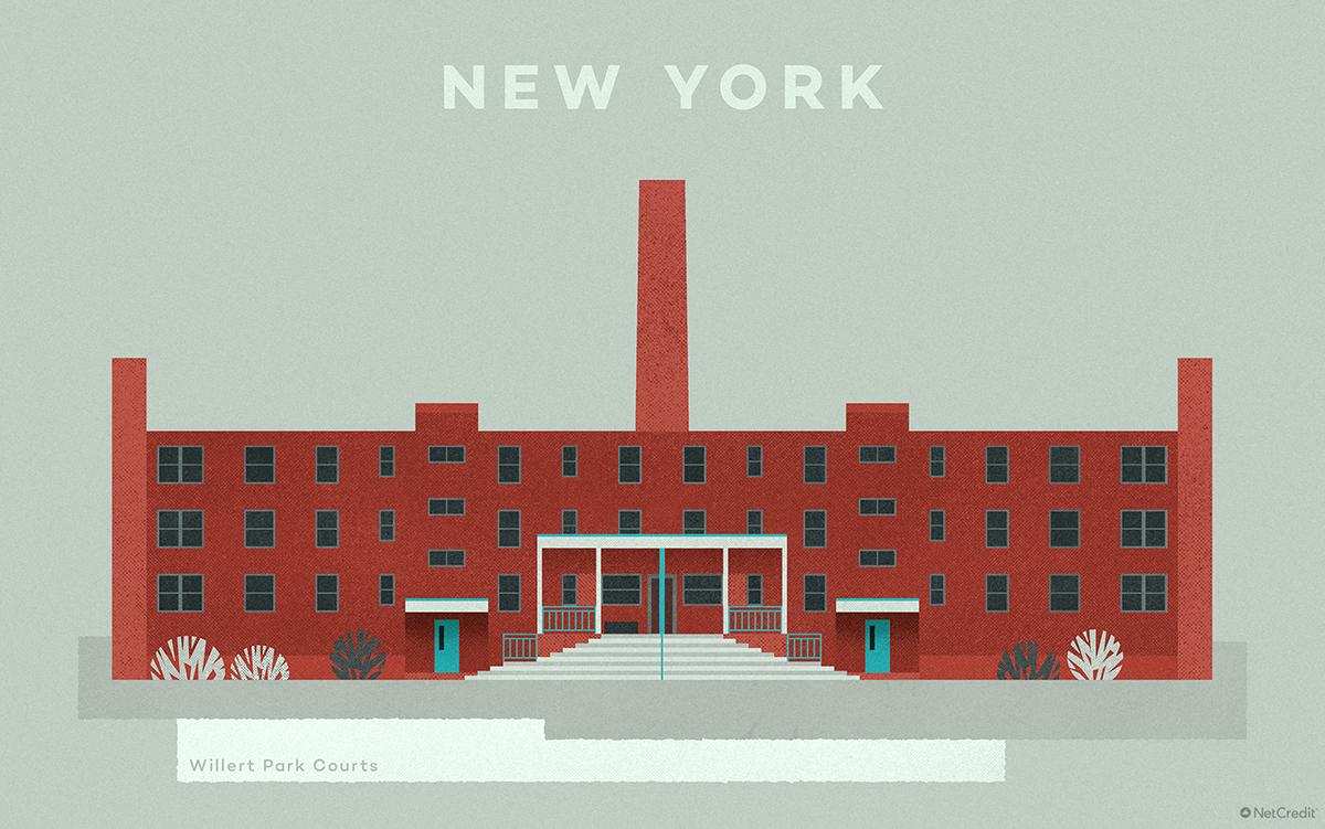 New York Willert Park Courts