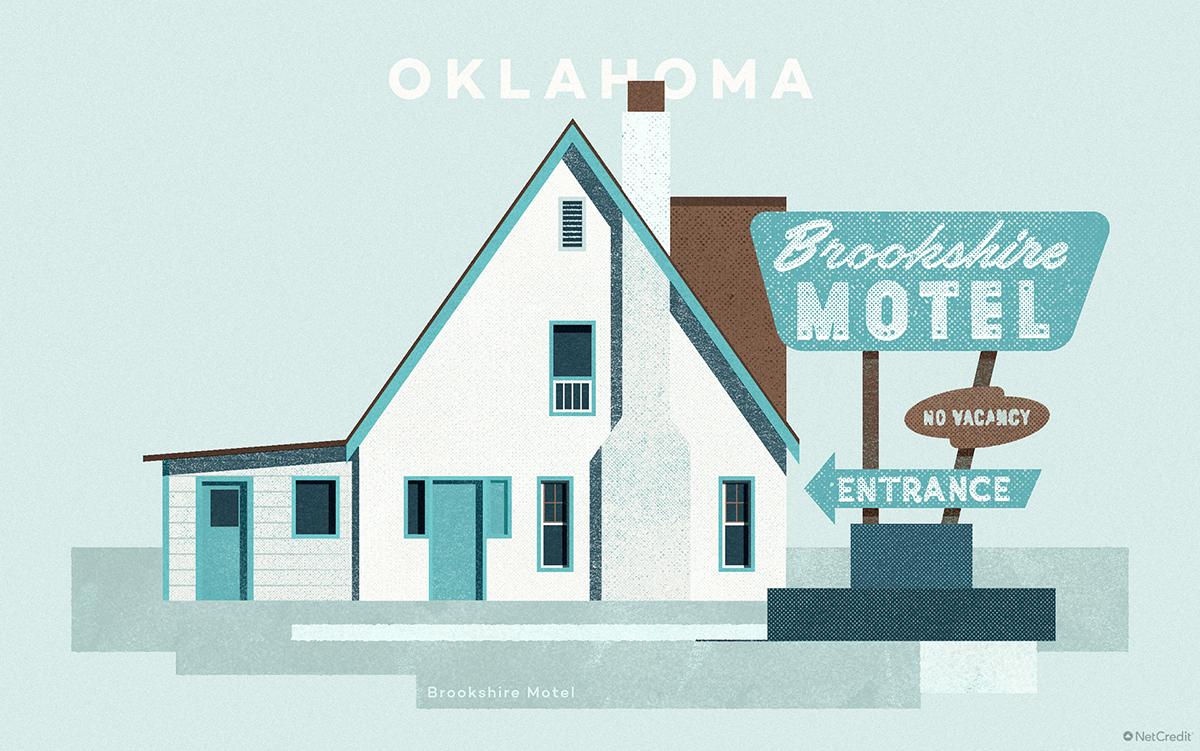 Oklahoma Brookshire Motel