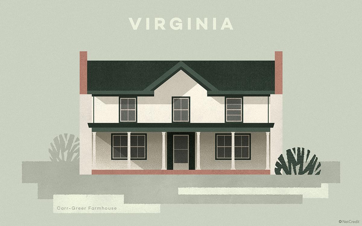 Virginia Carr-Greer Farmhouse