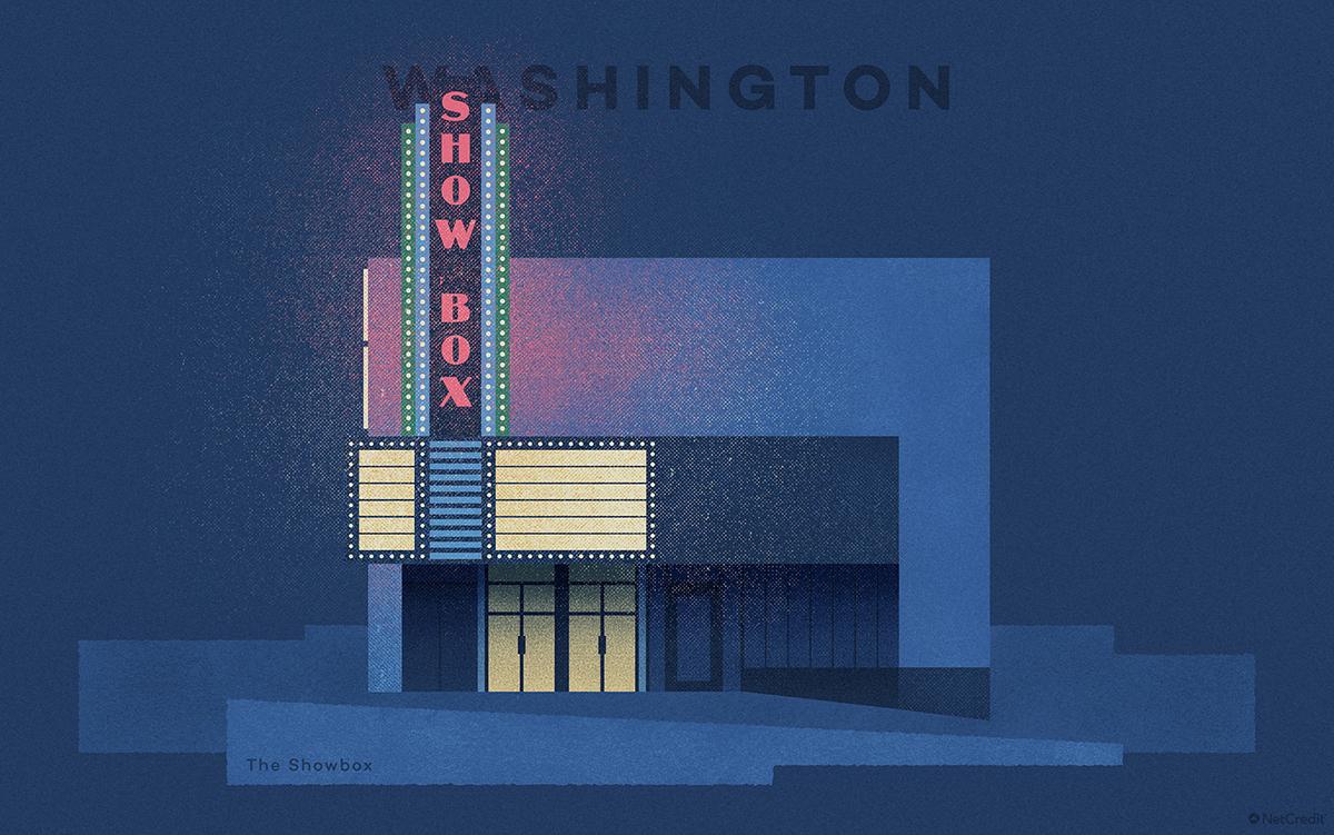 Washington The Showbox