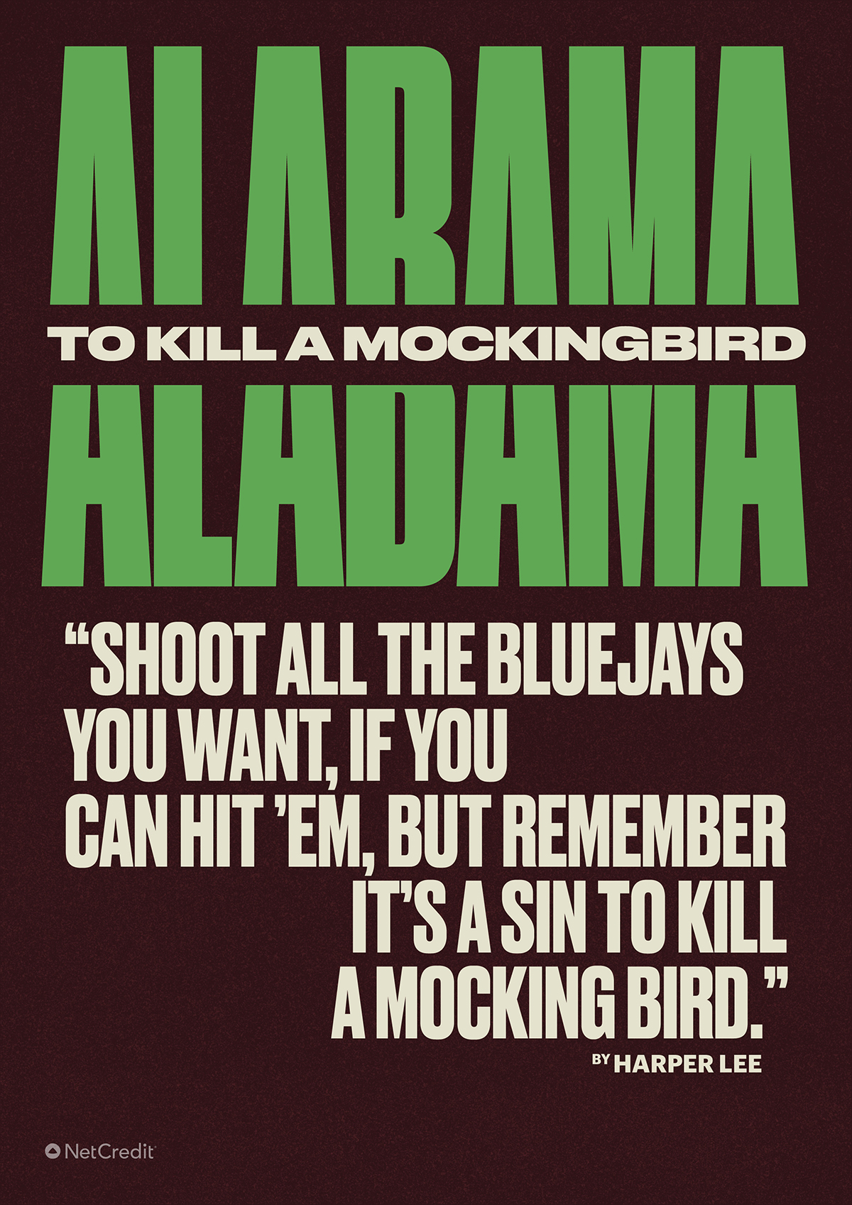 to kill a mockingbird Alabama