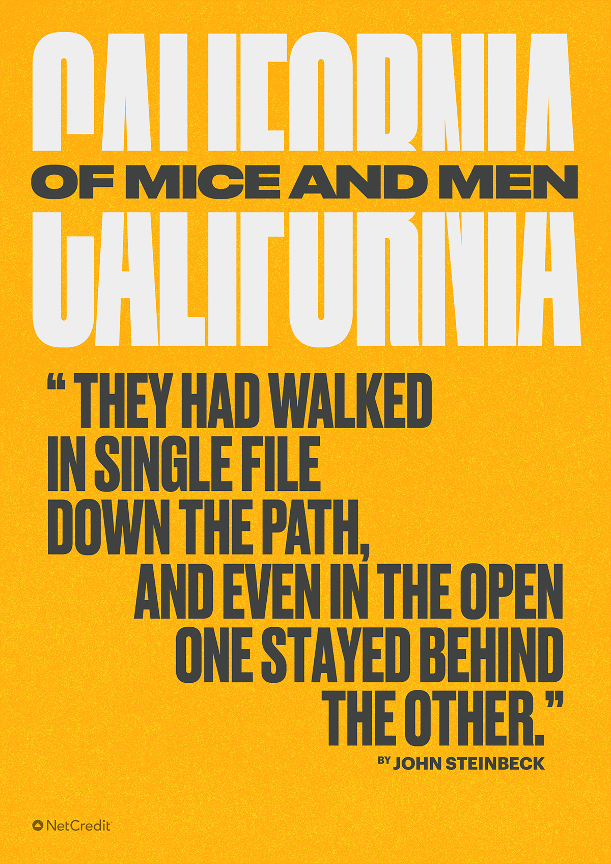 Of Mice and Men California