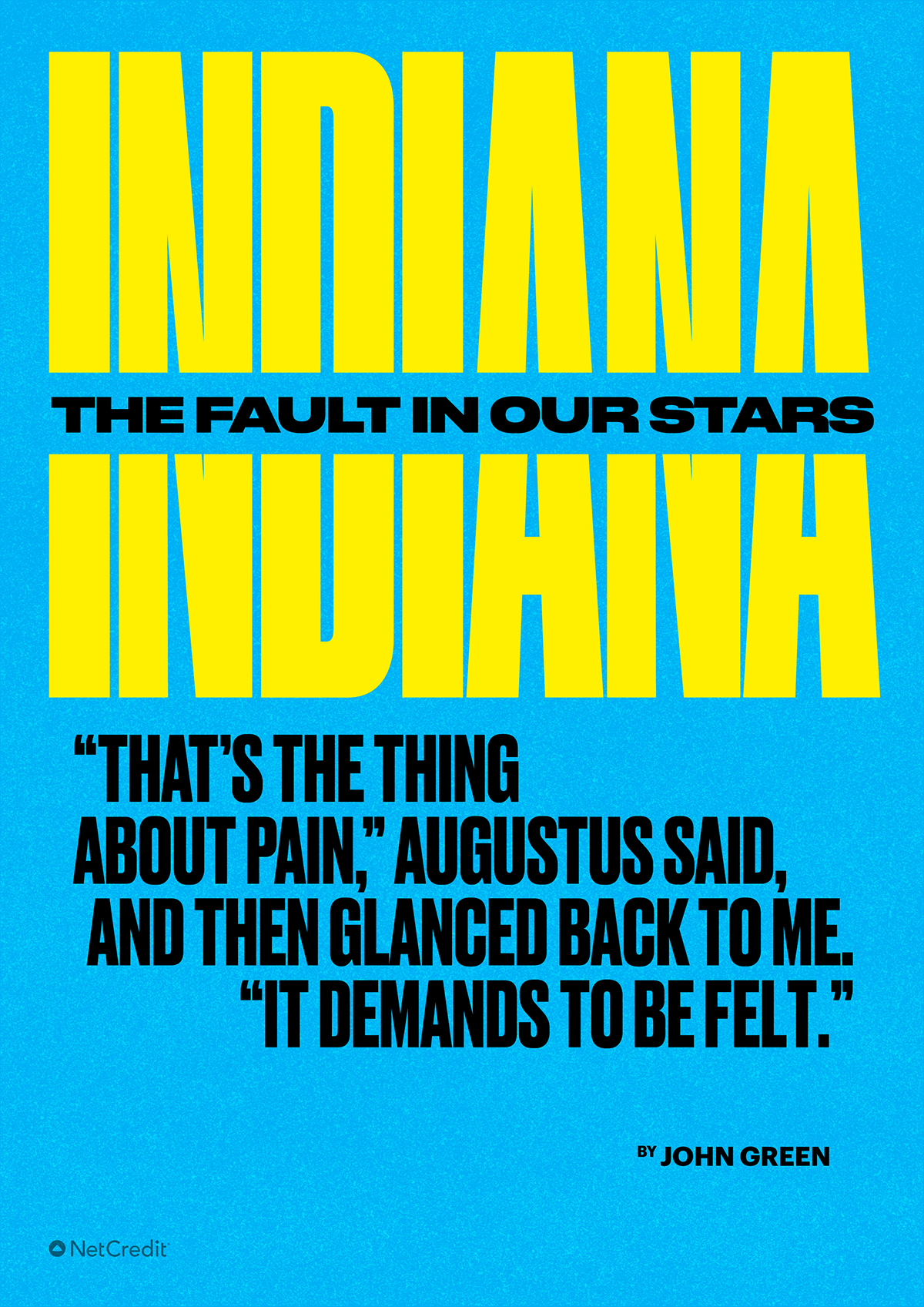 Indiana The Fault in our Stars