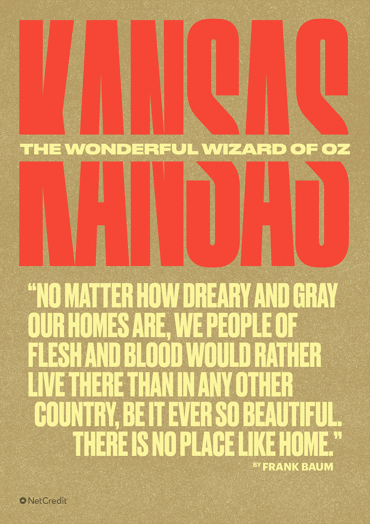 Wonderful Wizard of Oz Kansas