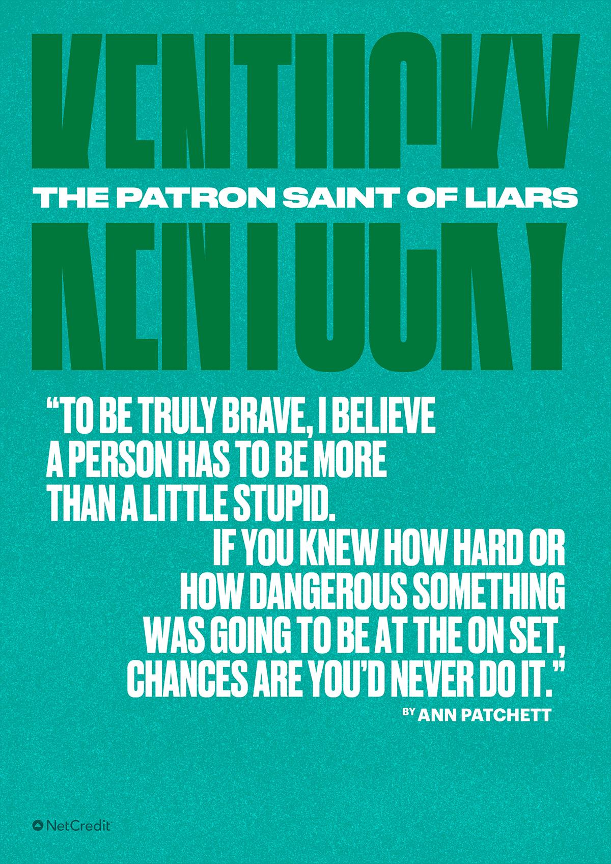 Patron Saint of Liars Kentucky