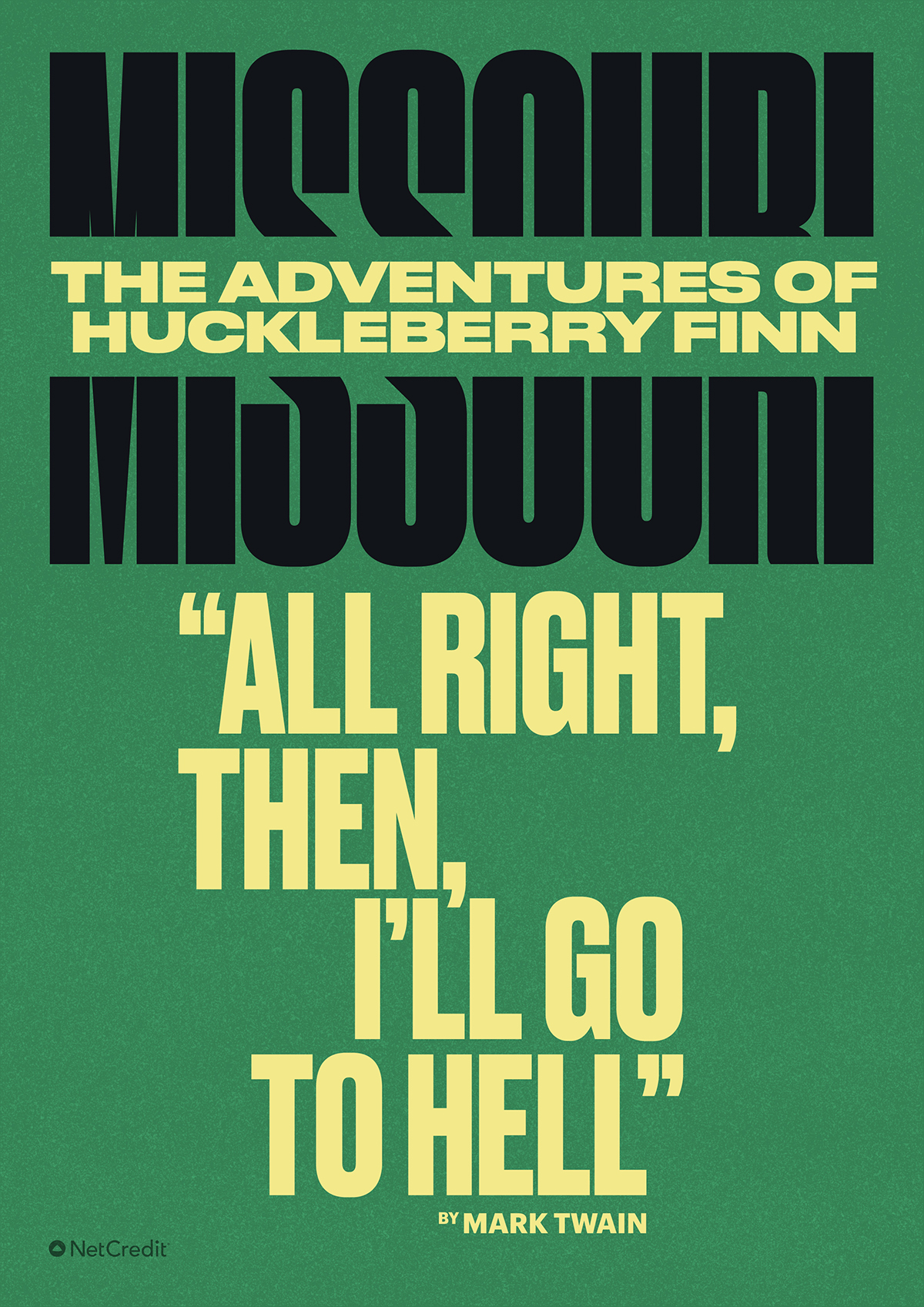 The Adventures of Huckleberry Finn Missouri