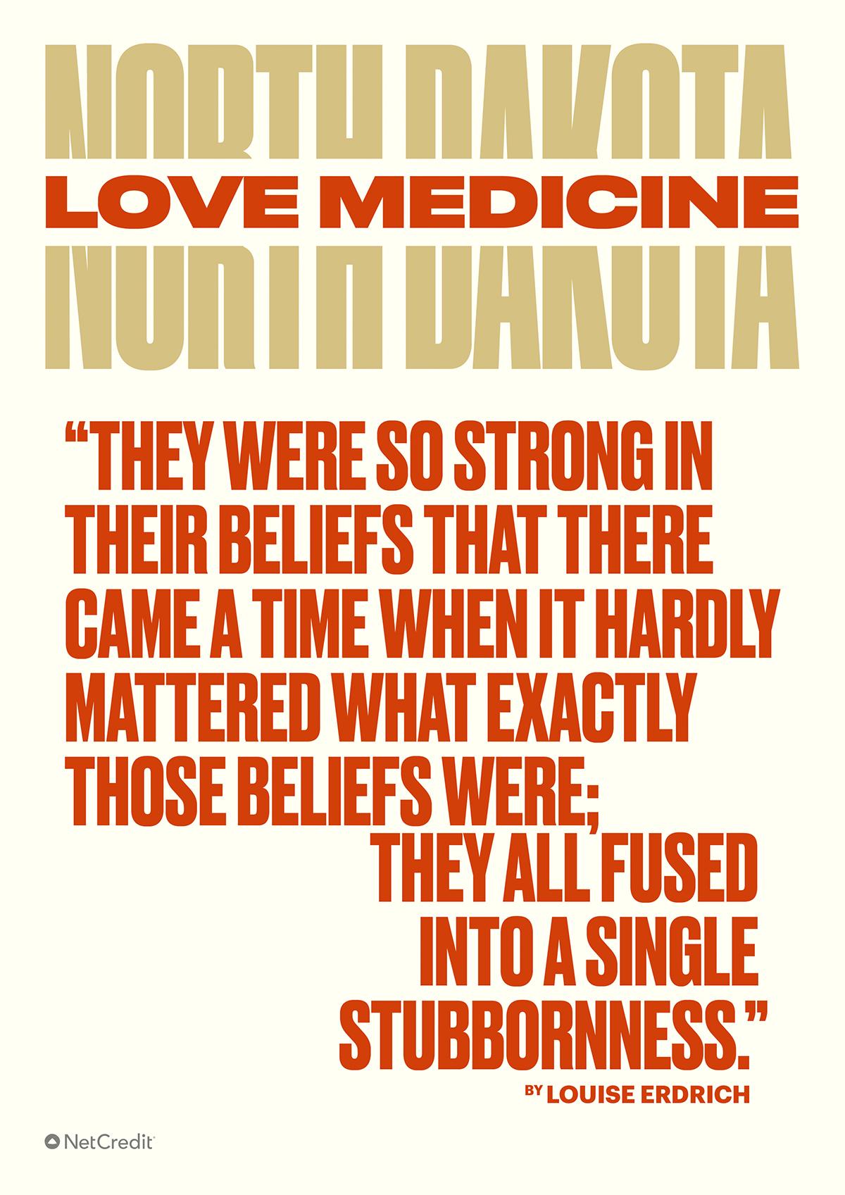 Love Medicine North Dakota