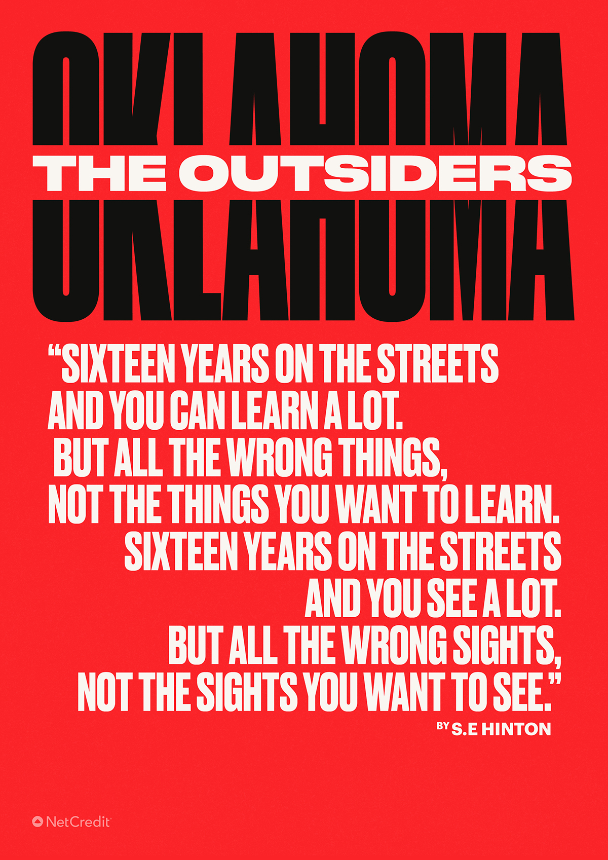 The Outsiders Oklahoma