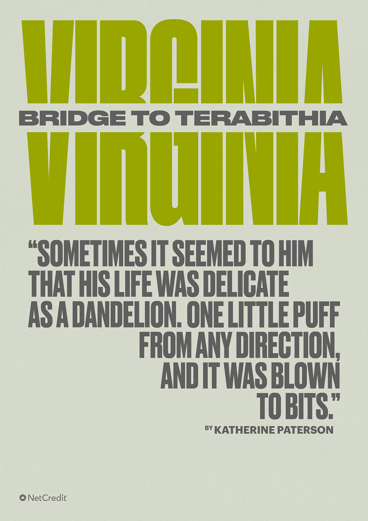 Bridge to Terabithia Virginia