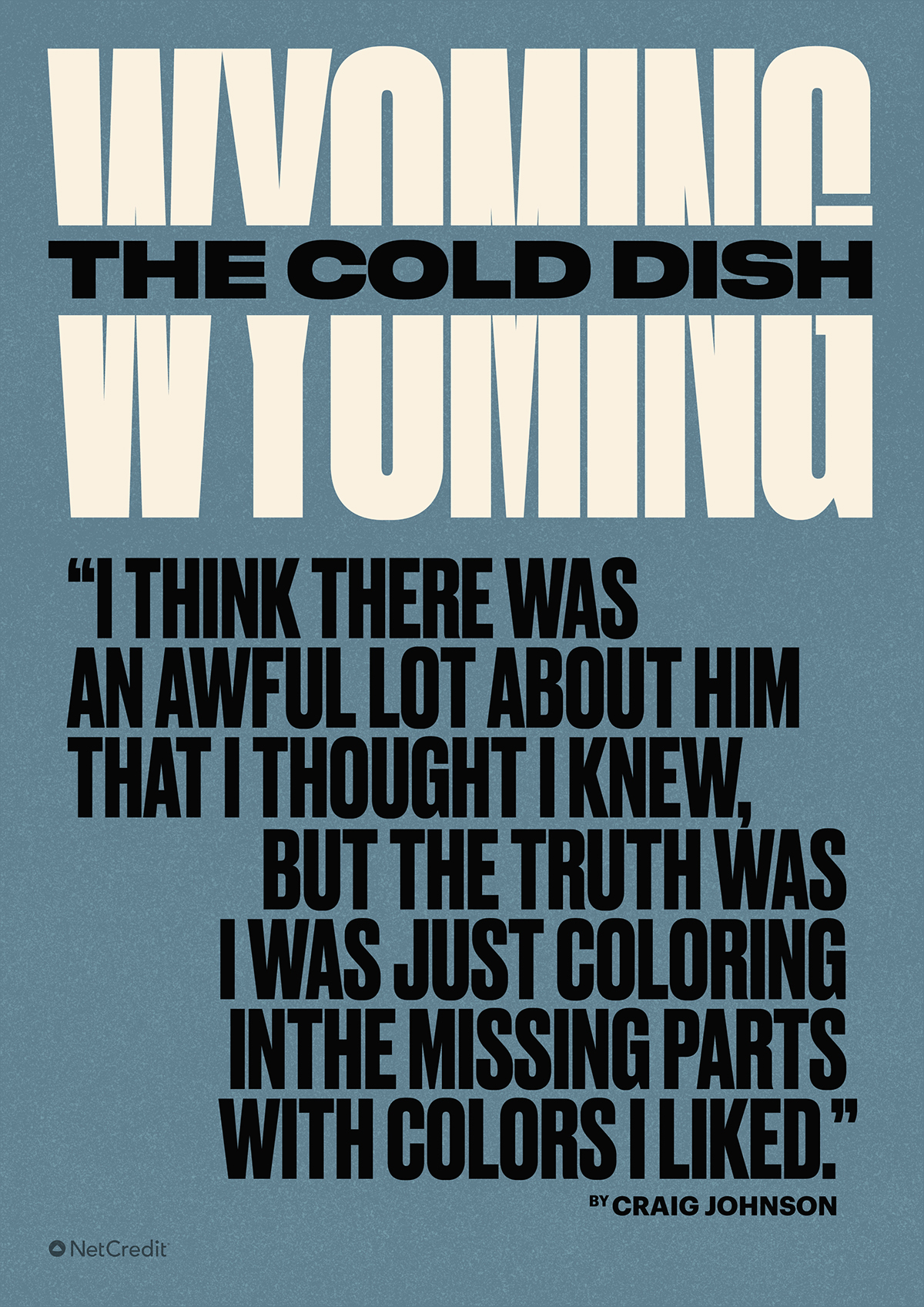 The Cold Dish Wyoming