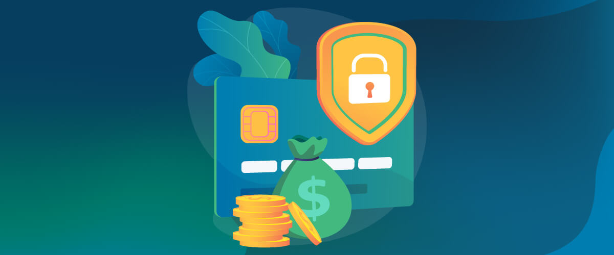 Credit Card Security With Lock