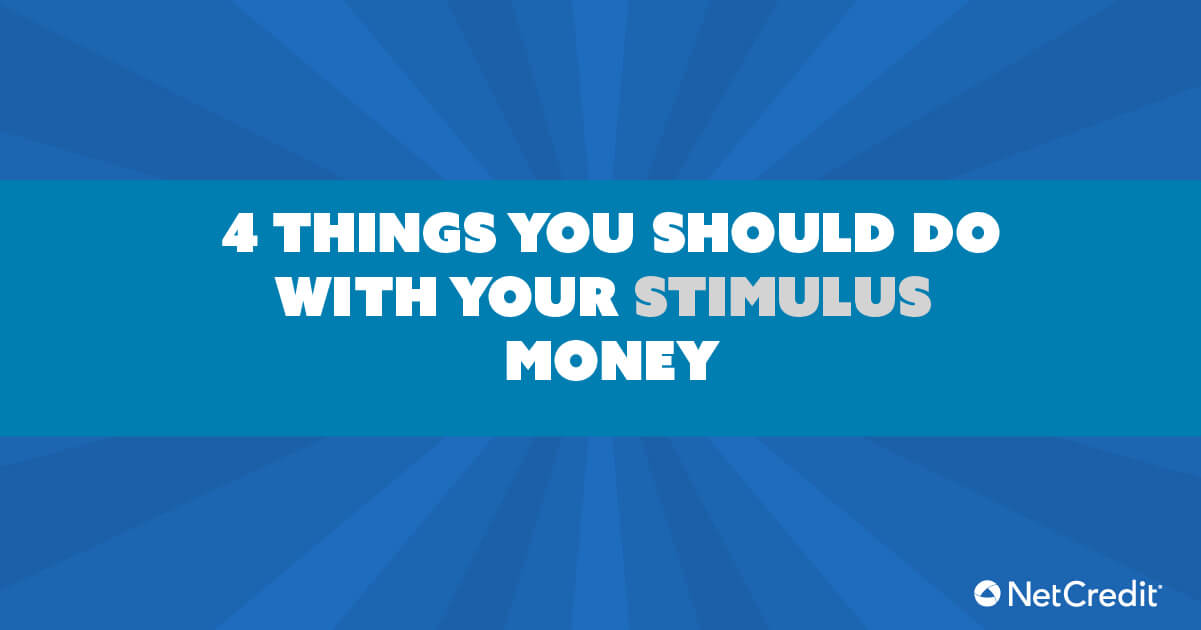 How to Use Your Stimulus Check Wisely