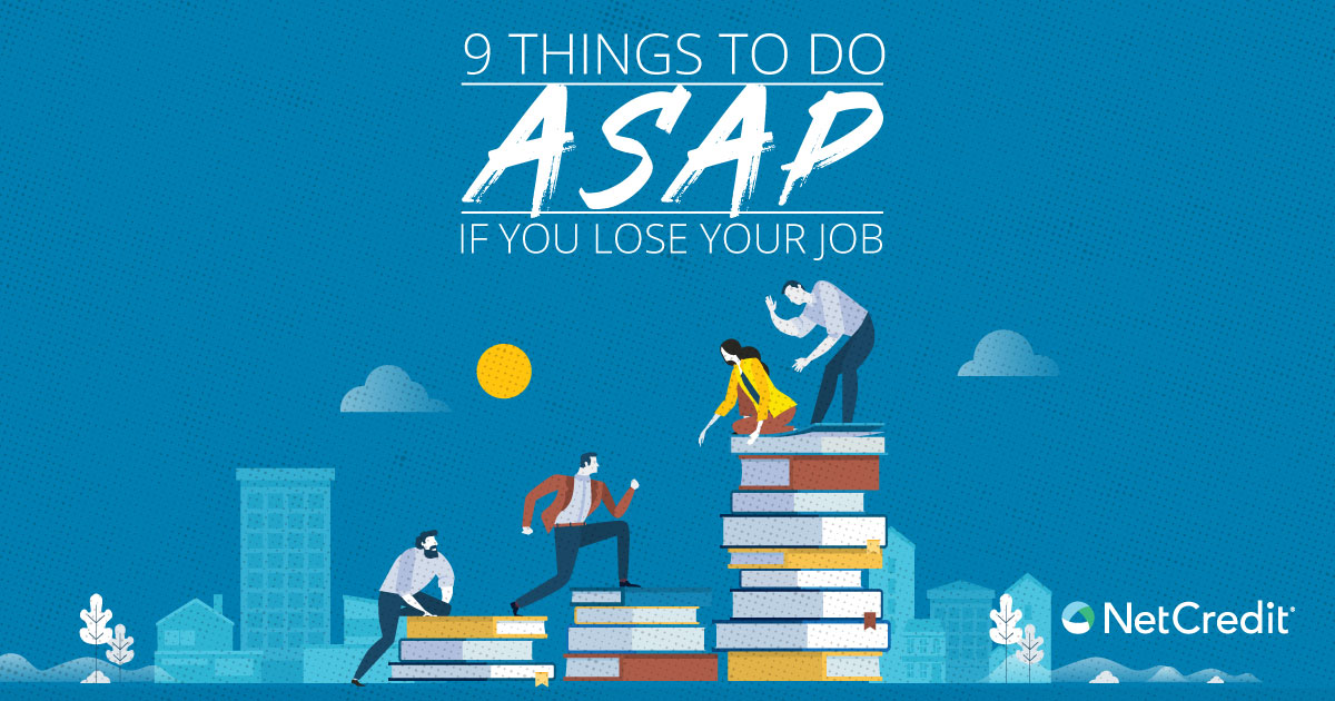 Dealing with Job Loss: How to Quickly Land Back on Your Feet
