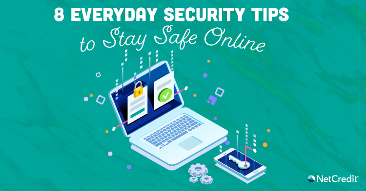 Quick Ways to Secure Your Online Data
