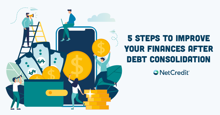 Best Financial Strategies After Debt Consolidation