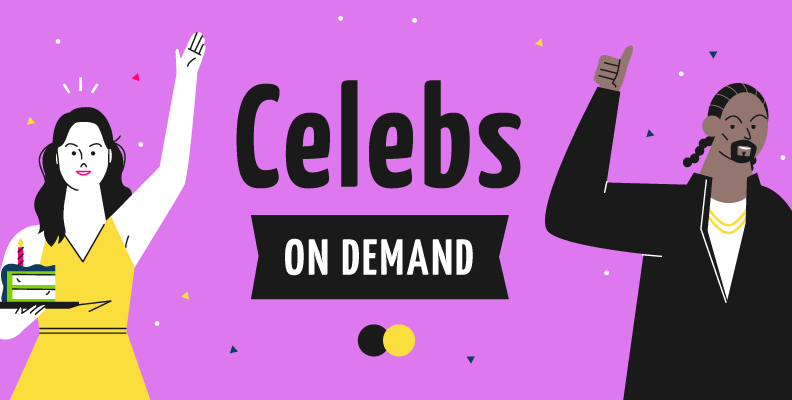 The Most Cost-Effective Celebrities for Hire on Cameo.com Right Now
